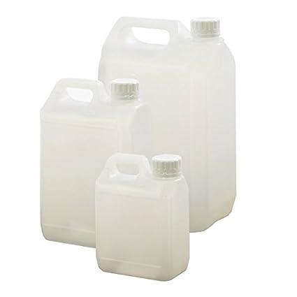 Plastic Jerrycans 283.5 x 179.4 x 129.5 - Pack of 5 Bigdug