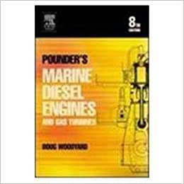Amazon in: Buy Pounder's Marine Diesel Engines And Gas Turbines, 8th