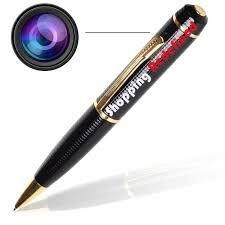 Shopping Redefined SB 750 Spy Pen Camera  Black