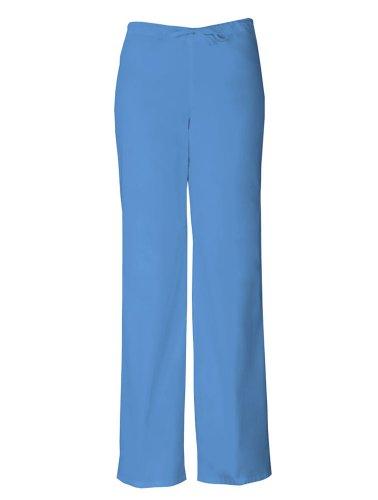 Dickies Men's Big and Tall EDS Signature Unisex Drawstring Scrub Pant, Ceil Blue, XX-Large Short (Pants Dickies Unisex Scrubs)