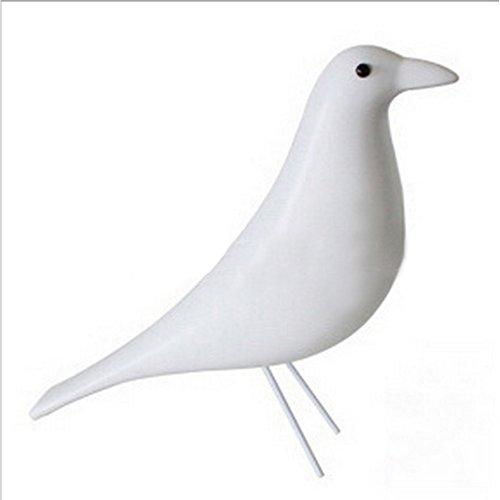 Creative Modern Bird Adornment Graceful Decoration Artware Simple Ornamentation Halloween Christmas Birthday Gift Art Craft -