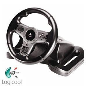 ロジクール ドライビングフォース ワイヤレス B002RL975O