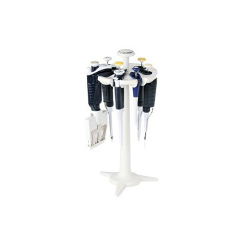 Gilson 7 4307 Carousel Stand for Neopette and 7 Centers neoLab 7-4307