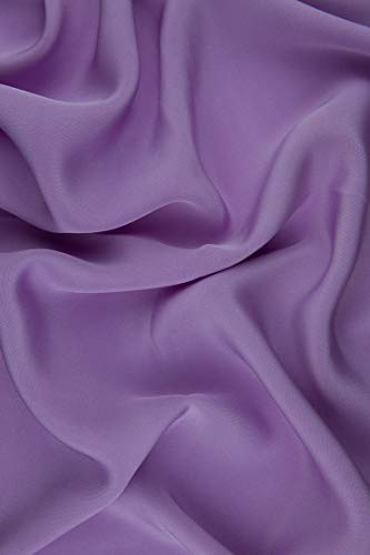 Lavendula Silk 4-Ply Crepe ()