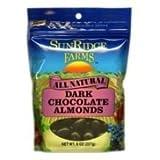 SunRidge Farms Dark Chocolate Almond, 10 Pound -- 1 each. by SunRidge Farms