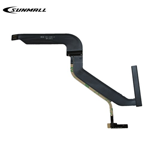 SUNMALL Replacement Hard Drive Cable with IR Sensor for 2011 2012 A1278 MacBook Pro 13