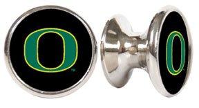 (Oregon Ducks NCAA Stainless Steel Cabinet Knobs / Drawer Pulls (2-pack) )
