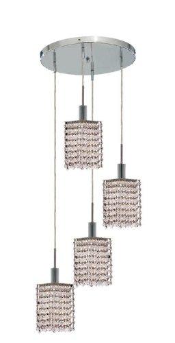 Cut Crystal Pendant Light