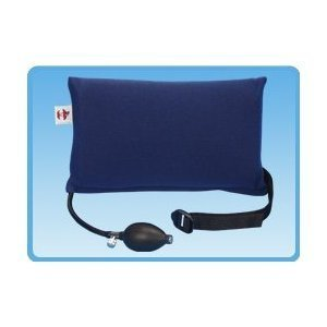 Big Save! Core Products Small Inflatable Lumbar Cushion - Blue