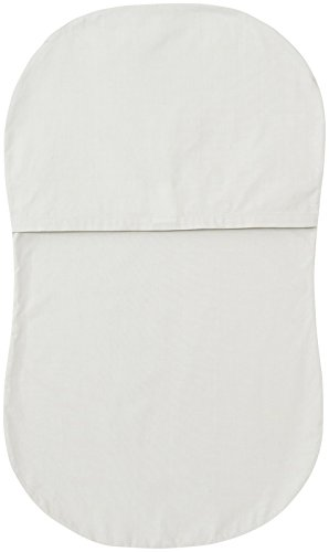 Halo Bassinest Fitted Sheet - Gray by Halo (Image #1)