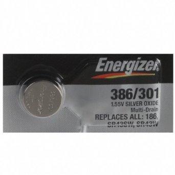 Energizer 1.5 Volt #386/301 Watch/calculator (Energizer Calculator)