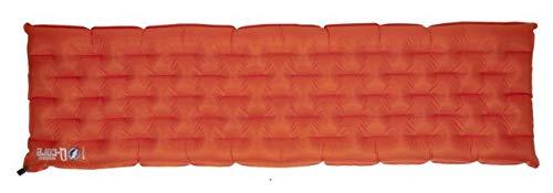 - Big Agnes Q-Core SL Insulated Air Pad Orange Wide Long / 3.5IN