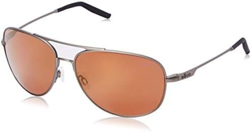 Revo Windspeed RE 3087 Polarized Aviator Sunglasses