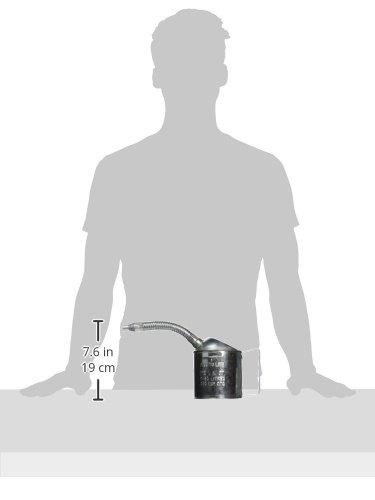 Plews 75-441 1 Quart Galvanized Measuring Can