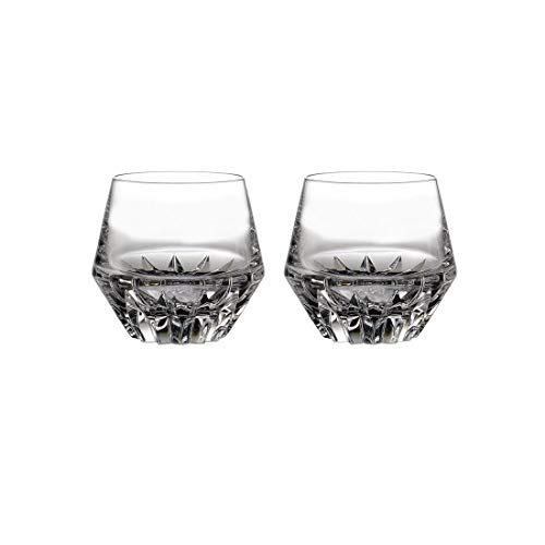 (Waterford Irish Dogs Madra Double Old Fashioned Glasses Set of 2)
