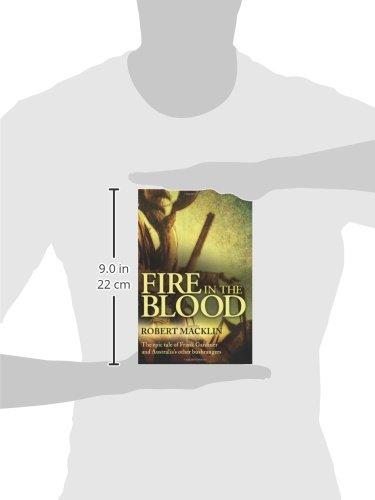 fire in the blood macklin robert
