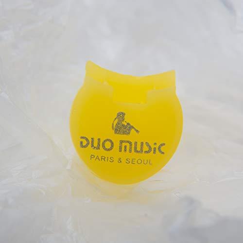 - Clarinet Thumbrest Cushion (Yellow)
