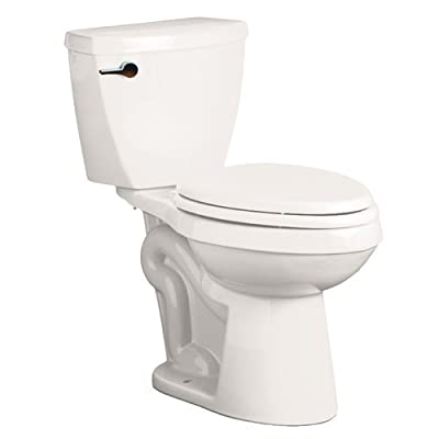 "Mirabelle MIRBD200 Bradenton 1.28 GPF Toilet Tank Only with 12"" Rough In - Left,"
