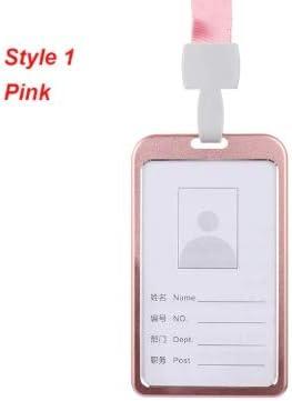 Alloy Case Box Business ID Name Credit Card Holder Cover Namecard Cardcaser SE