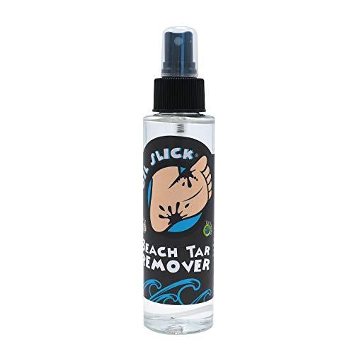 Oil Slick Beach Tar Remover Spray (4oz) (Towelettes Mixed)