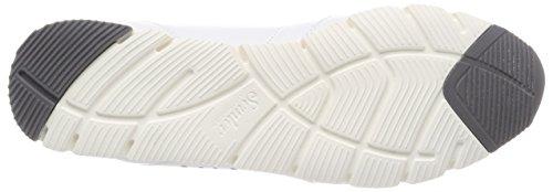 Sneaker weiss Semler Weiß Rosa silber Donna 0Irqa5rx