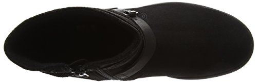 Superfit Mädchen Galaxy Biker Boots Black (Schwarz Kombi)