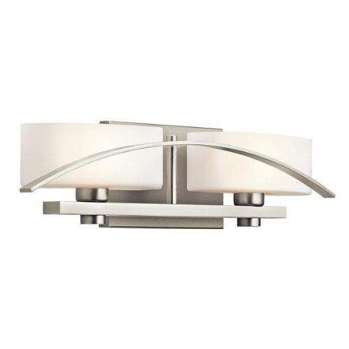 Kichler 45316NI Two Light Bath - Light Linear Suspension