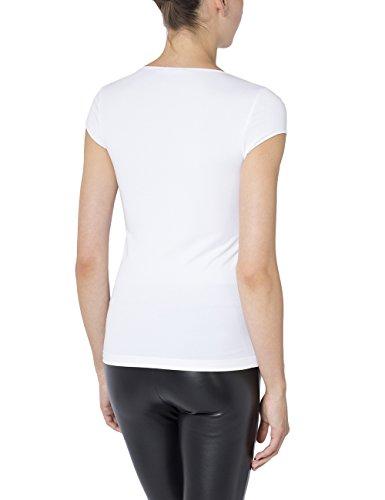 white Camisa Wolford Mujer Para Shirt Multicolour Honolulu rYqwYCE
