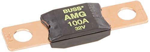 Fuse 100 Amp (Bussmann AMG-100 AMG High-Current Stud Mount Fuse - 100 Amp Rating)