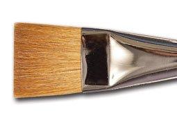 Raphaël Red Sable Brush Series 872 Bright 16 by Raphael Brush