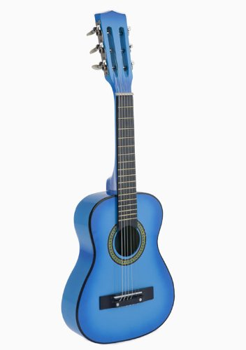 Star Kids Acoustic Toy Guitar 27 Inches Color Light Blue, CG621-LBL (Light Blue Acoustic Guitar compare prices)