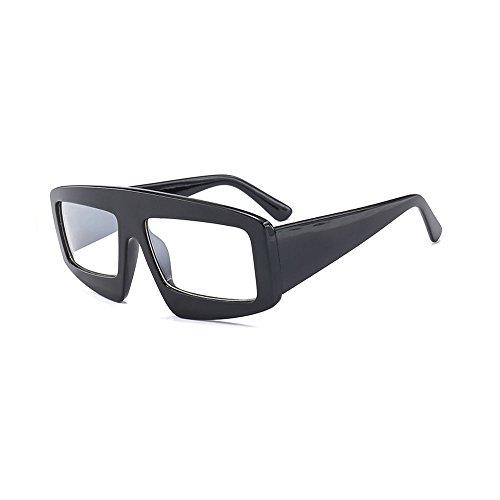 Cuadrado Marca B gradiente Diseñador Popular Mujeres Gafas Burenqi Gafas Hombres E Sol Anteojos Mujer de UV400 wF1q7pf