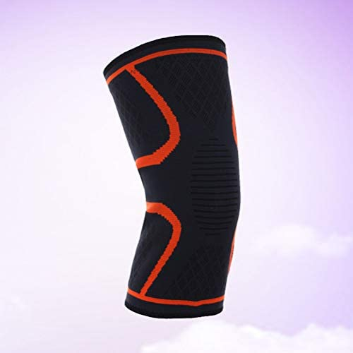 Knie-Ärmel-Kompressionskniestütze für das Training beim Laufen