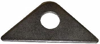 AA Chassis Tab 10 Pack AA-217-B 1 1//8 From Center of Hole to Base 3//8 Hole 1 3//4 Tall