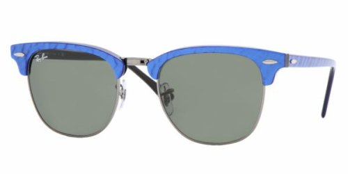 Green mujer 2156 sol Ban de para Gafas Crystal RB Black Ray Blue q6Pw176