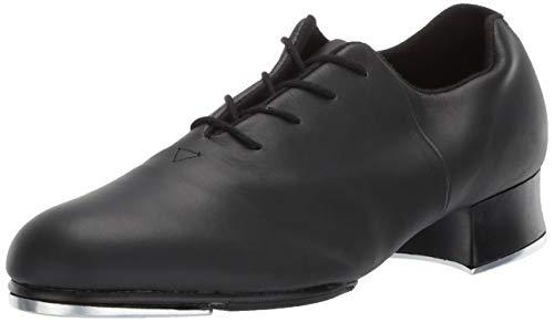 Bloch Men's Tap-Flex Dance Shoe, Black, 9.5 Medium US