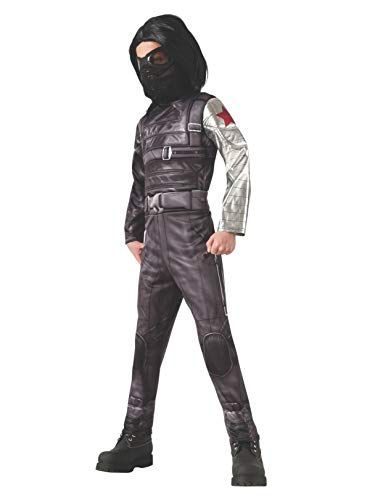 Rubies Captain America: The Winter Soldier Deluxe Costume, Child -