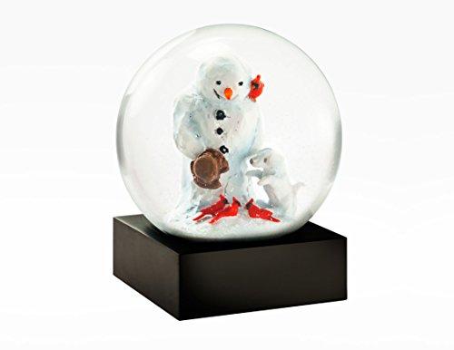Snow Puppy Winter Decor Snow Globe by CoolSnowGlobes
