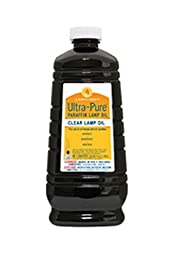 Lamplight Farms 2208517 64 Oz Clear Ultra Pure® Lamp Oil