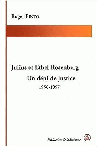 e55bef29d45102 Livres à télécharger gratuitement pour kindle Julius et Ethel ...