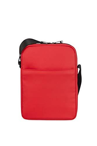 Tablet ash Lava Per Rosso Tracolla Medium 5 Grey Cm Cityvibe 4 2 Samsonite Borsa 28 Grigio L 0 A wB81xZHq