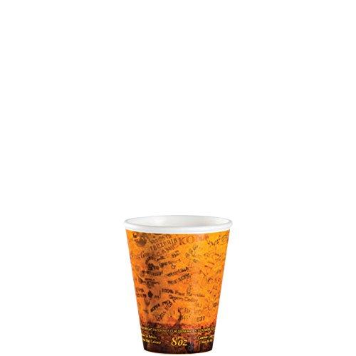 Dart 89U8ESC 8 oz Escape Fusion Cup (Case of 1000)