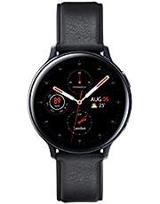 Samsung Galaxy Watch Active 2, 44 mm Stainless Steel, Black - SM-R820NSKAKSA
