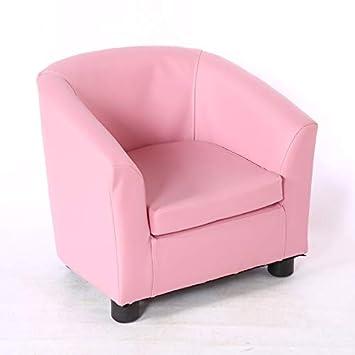 sillón infantil Sofá para niños Niño de cuero art. Mini sofá ...