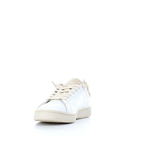 Lotto Leggenda, Donna, Autograph White Bge Ang, Pelle, Sneakers, Bianco, 37 EU