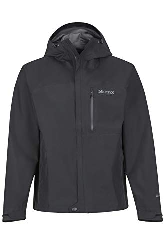 Marmot Men's Minimalist Jacket, Black, X-Large