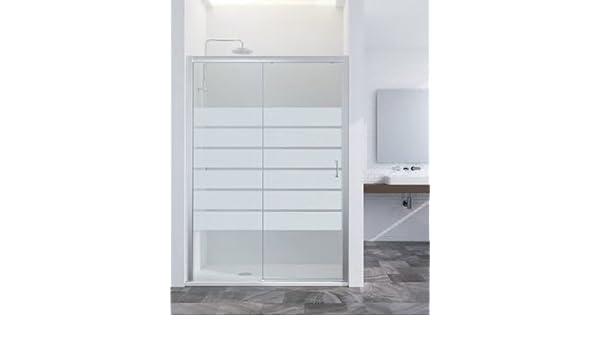 Mampara de ducha Summer Acces japonés: paredes fijo + paredes ...