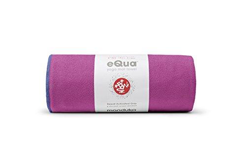 Manduka Equa Yoga Mat Towel, Isabela, 72