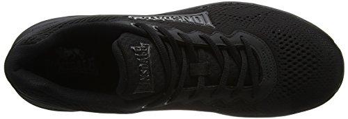 Chaussures Lonsdale Lisala Black Homme Multisport Noir Outdoor T5ZF6R