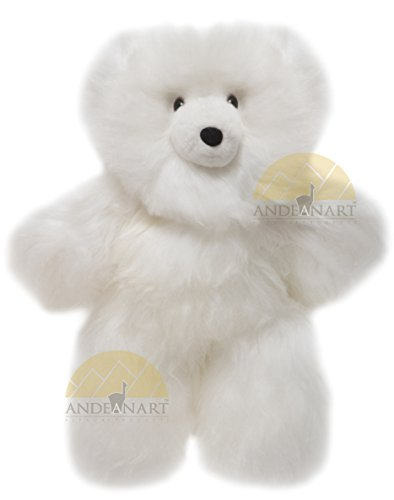 AndeanSun Authentic Collectible Alpaca Teddy Bear 14